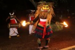 Kandyan dancers can be booked separately.